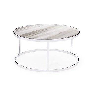 Blink Home Soho Coffee Table; White