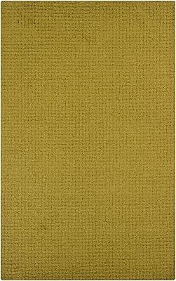 Corrigan Studio Tracey Green Area Rug; 4' x 6'