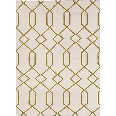 Corrigan Studio Antoinette Rectangle Geometric Rug; 3' x 5'