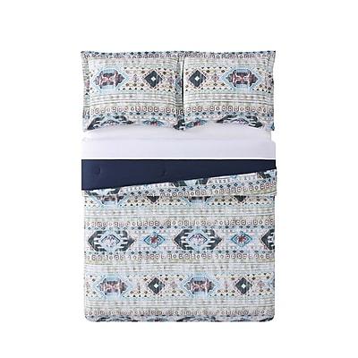 Bungalow Rose Redwood City Comforter Set; Full / Queen