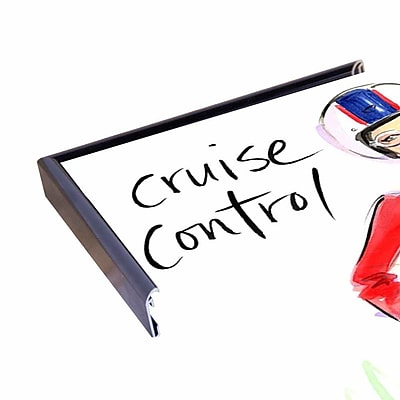 East Urban Home 'Cruise Control' Print; Paper