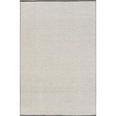 Gracie Oaks Leen Abstract Area Rug; 7'9'' x 10'6''