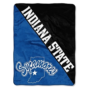 Northwest Co. COL Indiana State Halftone Throw