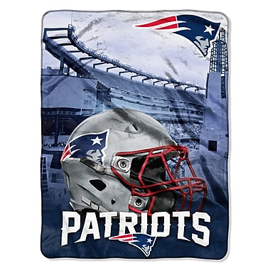 Northwest Co. NFL Patriots Heritage Touch Throw