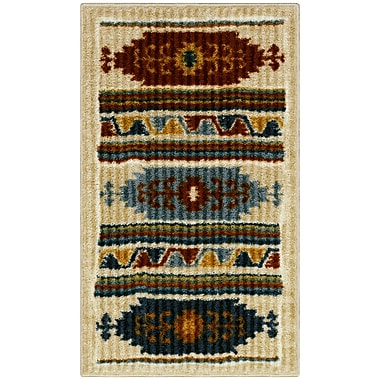 Loon Peak Charroux Tan Area Rug; 2'6'' x 3'10''