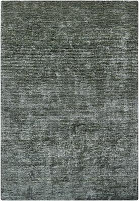 Orren Ellis Kai Green Area Rug; 5' x 7'6''