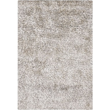 Orren Ellis Themis Gray Area Rug; Round 7'9''