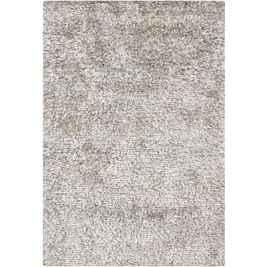 Orren Ellis Themis Gray Area Rug; Rectangle 7'9'' x 10'6''