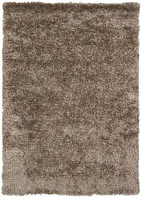 Orren Ellis Themis Brown Area Rug; Rectangle 7'9'' x 10'6''