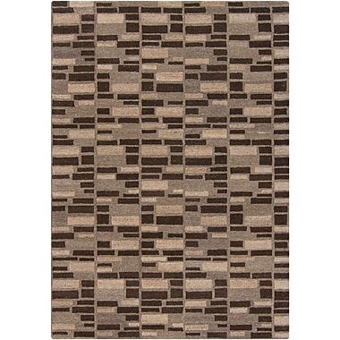 17 Stories Bonni Gray Area Rug; 7' x 10'