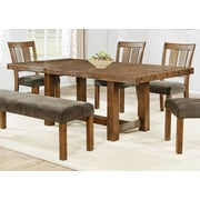 Loon Peak Cynthia Extendable Dining Table