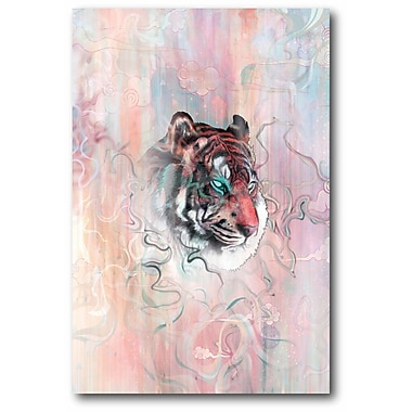 Varick Gallery 'Illusive By Nature' Graphic Art Print on Wrapped Canvas