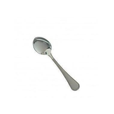Ten Strawberry Street Pearl Stainless Steel Teaspoon (Set of 4)