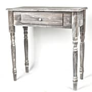 August Grove Grimes Wooden Console Table w/ Drawer