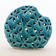 Bungalow Rose Newport Beach Handmade Decorative Ceramic Table Vase