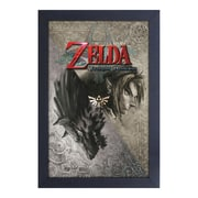 Pyramid America 'Legend of Zelda Twilight Princess' Framed Graphic Art Print