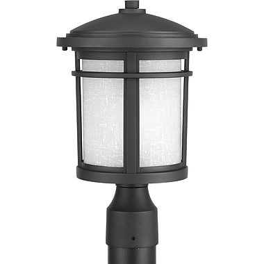 Bloomsbury Market Chamberlain Traditional 1-Light Lantern Head; Black