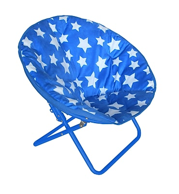 Harriet Bee Phillip Traditional Papasan Chair; Stars