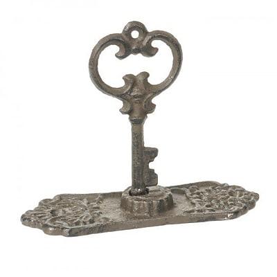Astoria Grand Triplett Cast Iron Key in Door Wall Hook
