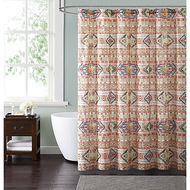 Bungalow Rose Walnut Creek Shower Curtain