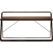 Modloft Watts Standing Desk; Solid Walnut