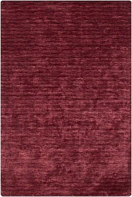 Orren Ellis Kai Red Area Rug; 5' x 7'6''