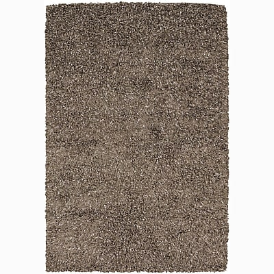 Williston Forge Angella Brown Area Rug; Rectangle 7'9'' x 10'6''