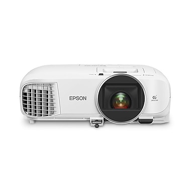 Epson Home Cinema 2100 1080p 3LCD Projector, White