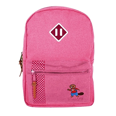 WillLand Outdoors Piccolo Kids Backpack, Pink (B60839)