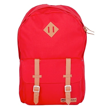 WillLand Outdoors College Romantica Backpack, Red (B60778)