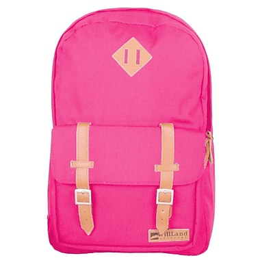 WillLand Outdoors College Romantica Backpack, Pink (B60857)