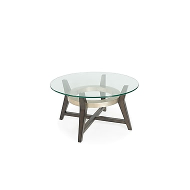 Brayden Studio Wroblewski Round Coffee Table Top