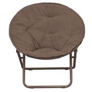 Harriet Bee Phillip Papasan Chair; Brown