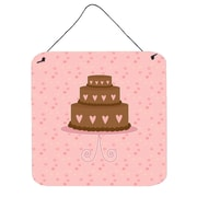 Harriet Bee Heart Cake 3 Tier Contemporary Wall D cor