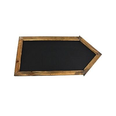 Gracie Oaks Contemporary Arrow Chalkboard