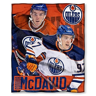 Northwest Co. NHL Oilers Connor McDavid Touch Throw