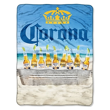 Northwest Co. Corona Beach Cooler Throw