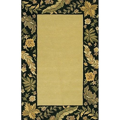 August Grove Helmetta Wool Rug; 2' x 3'