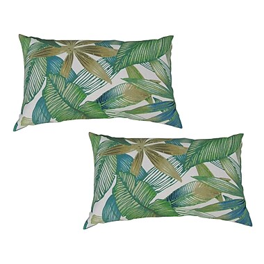Bay Isle Home Bainbridge Lumbar Pillow (Set of 2)