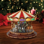 MrChristmas Marquee Deluxe Carousel