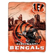 Northwest Co. NFL Bengals Heritage Touch Throw