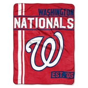 Northwest Co. MLB Nationals Walk Off Micro Throw
