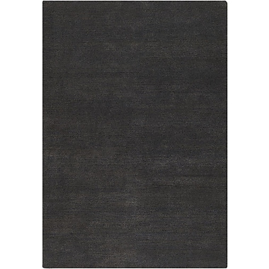 Williston Forge Melynda Grey Rug; Rectangle 2' x 3'