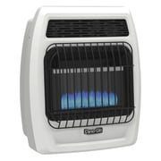 Dyna-Glo Flame Vent-Free Thermostatic 10,000 BTU Propane Convection Wall Mounted Heater