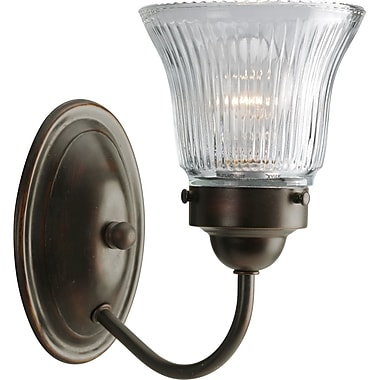 Charlton Home Lincolnshire 1-Light Armed Sconce