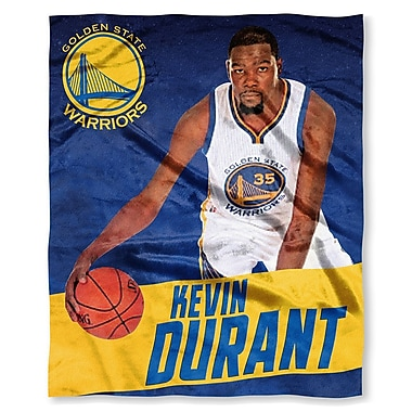 Northwest Co. NBA Warriors Kevin Durant Touch Throw