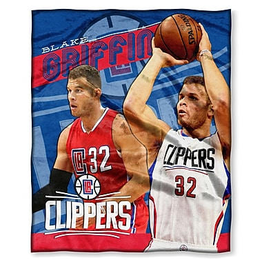 Northwest Co. NBA Clippers Blake Griffin Touch Throw