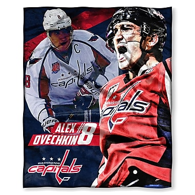 Northwest Co. NHL Capitals Alex Ovechkin Touch Throw