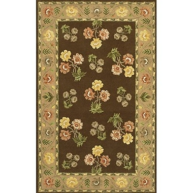 August Grove Helmetta Area Rug; Round 7'9''
