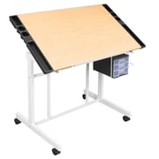 Offex Deluxe Wood Drafting Table